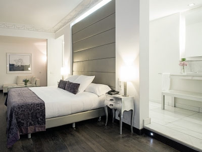 Hospes Madrid Deluxe Room R R2