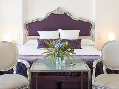 Hospes Puerta de Alcala Luxury Room in Madrid