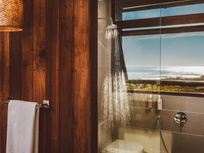 Hotel Alaia Bathroom in Pichilemu