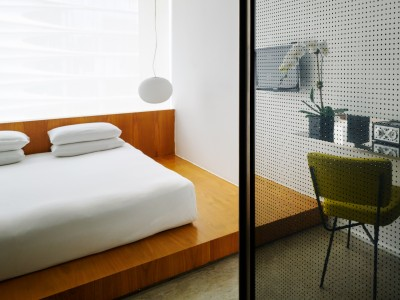 Hotel Americano Interior Details in New York City