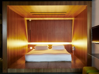 Hotel Americano Design in New York City