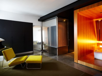 Hotel Americano Interior in New York City
