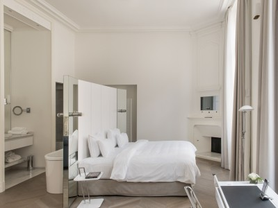 Hotel de Tourrel Guestroom in Provence