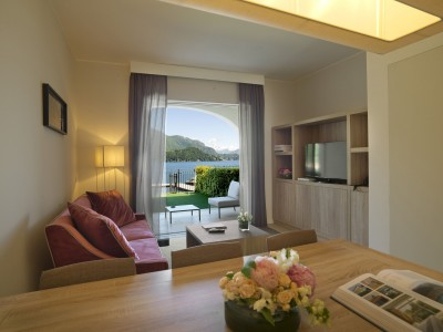 Filario Hotel and Residences Hotelroom in Lake Como