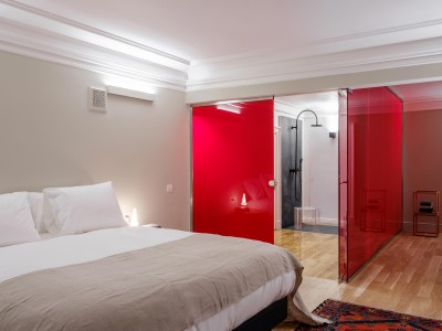 Richter Hotel Rooms in Moscow