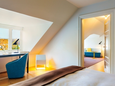 Junior Suite, Hotel Skeppsholmen