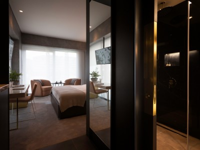 The House Hotel Bomonti Mirrors in Istanbul