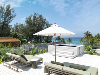 One Bedroom Pool Suite, Iniala Beach House