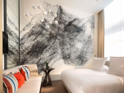 Le Cinq Codet Classic Room in Paris