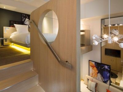 Le Cinq Codet Loft in Paris