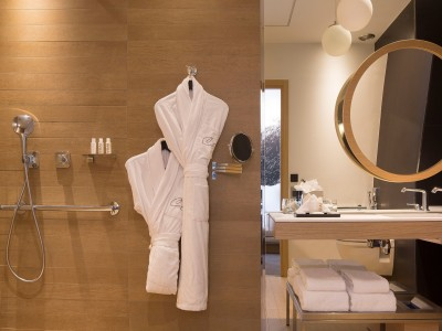 Le Cinq Codet Bathrobes in Paris