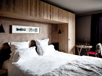 Hotel le Val Thorens Bed in France