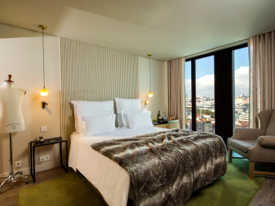Superior City View Room, Memmo Principe Real