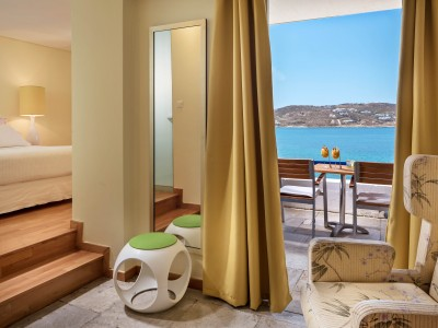 Deluxe Sea Front, Mykonos Theoxenia
