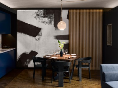 Nobu Hotel Shoreditch Interior Design in London