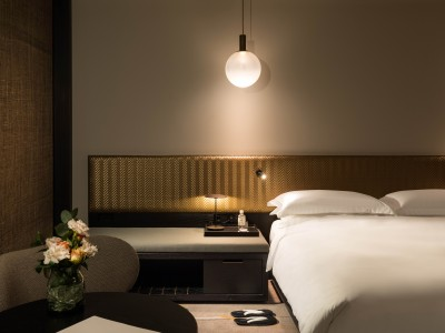 Nobu Hotel Shoreditch Rooms in London