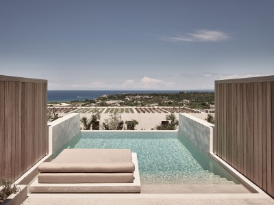 Executive Private Pool Suite Sea View, Olea All Suite Hotel