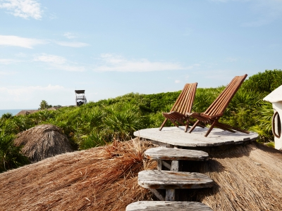 Papaya Playa Project Seat with a View in Tulum