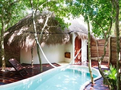 Casita Jungle Experience, Papaya Playa Project