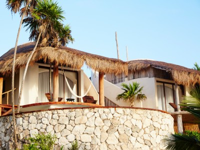 Casita Oceanfront with Pool, Papaya Playa Project