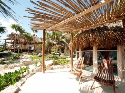 Maya Oceanfront Cabana, Papaya Playa Project