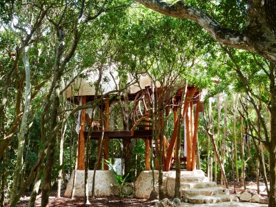 Treehouse, Papaya Playa Project