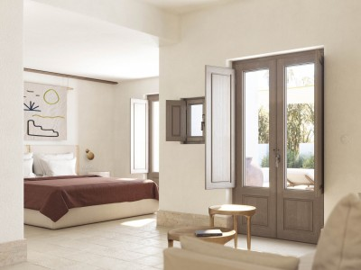 Halo Suite, Parilio