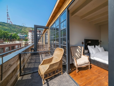 Rooms Hotel Tbilisi Terrace Queen Room R 2