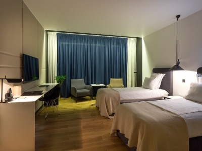 Sense Hotel Sofia Superior Twin Room R R