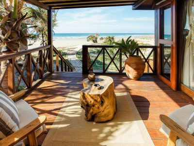 Sentidos Beach Retreat Beach Villa in Inhambane