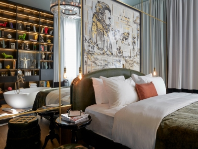 Sir Savigny Suite Design in Berlin