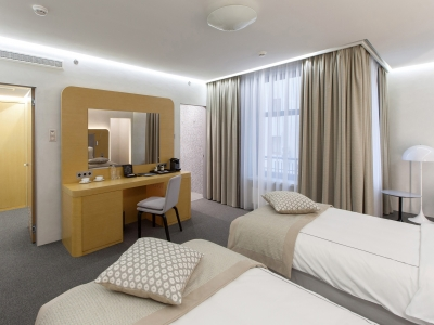 Standart Hotel Moscow Deluxe Twin Room R 4