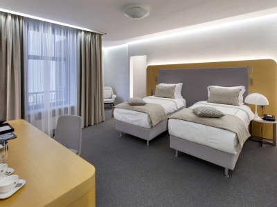 Standart Hotel Moscow Deluxe Twin Room V2 R R