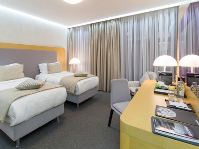 Standart Hotel Moscow V2 Classic Twin R R2