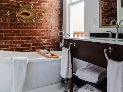 The Dwell Bathroom Design in Chattanooga