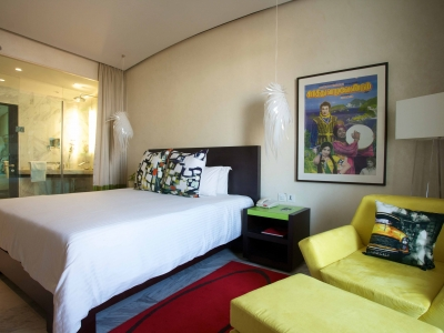 The Park Chennai Deluxe Room R R