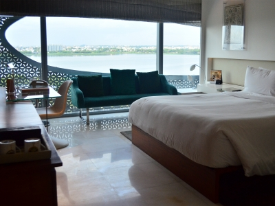 The Park Hyderabad Lake View Room R R2