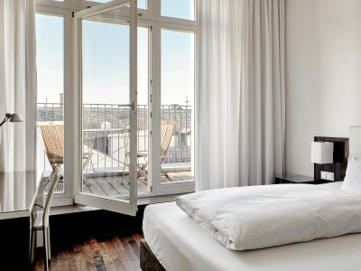 The Pure Single Room in Frankfurt