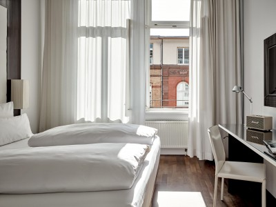 The Pure Double Room in Frankfurt