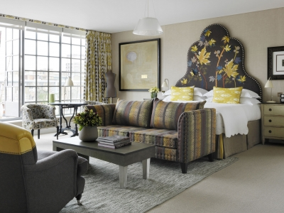 The Soho Hotel Two Bedroom Terrace Suite R 4