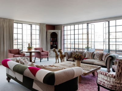 The Soho Hotel Two Bedroom Terrace Suite R R2