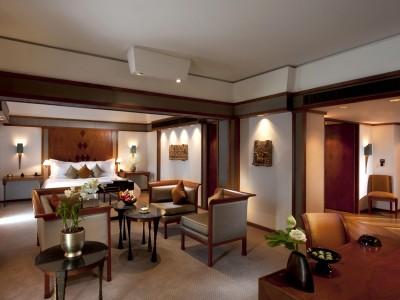 The Sukhothai Bangkok Executive Suite in Thailand