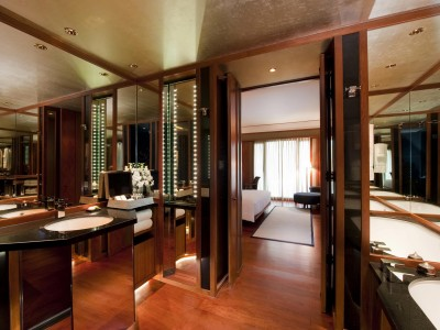 The Sukhothai Bangkok Twin Room in Thailand