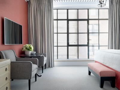 The Whitby Luxury Room in New York City