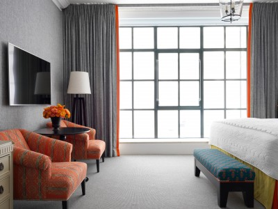 The Whitby Superior Room in New York City