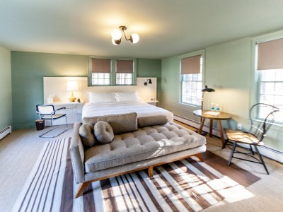 Century Lodge Guestroom, Troutbeck