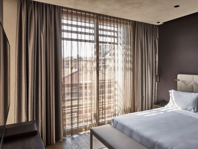 Executive Junior Suite, Hotel VIU Milan