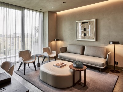 Executive Suite, Hotel VIU Milan