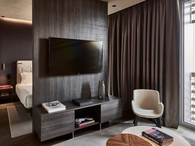 Junior Suite with Terrace, Hotel VIU Milan