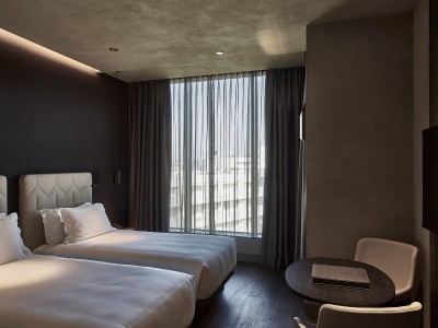 Superior Twin Room, Hotel VIU Milan